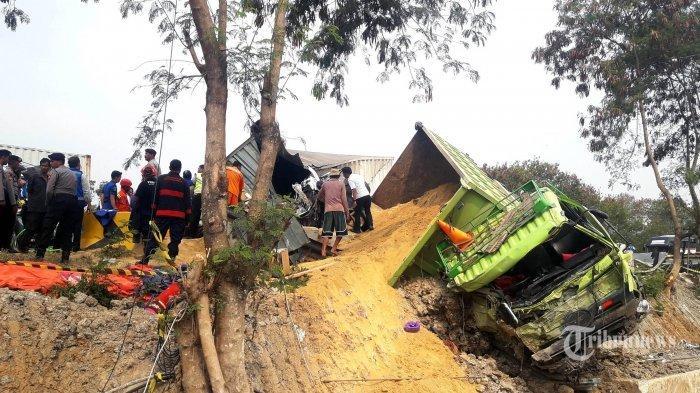 2 Sopir Truk Ditetapkan Tersangka Kecelakaan di KM 92 Cipularang, Berikut Pelanggaran Mereka