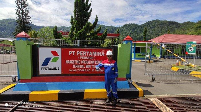 Cerita Pegawai Pertamina di Perbatasan Utara Indonesia, Idulfitri Tetap Bekerja