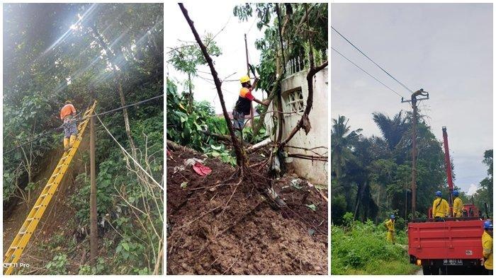 Manado Kembali Terang, PLN Nyalakan Seluruh Gardu Terdampak Pasca Banjir
