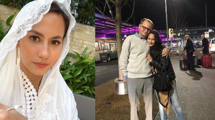 Kabar Artis Pevita Pearce, Mendadak Unggah Foto Lawas dan Kenang Sosok Mendiang Ayah