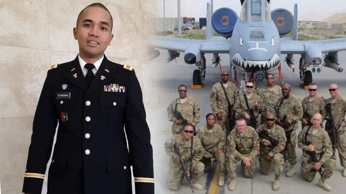 SosokPhilip Situmorang JadiPerwira Militer di Amerika, Ayah Ungkap Kisahnya: Dia Aktif di Gereja