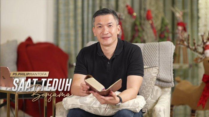 Kisah Philip Mantofa, Alami Kejang-kejang & Tak Bisa Berjalan Saat Kecil, Kini jadi Pendeta Besar