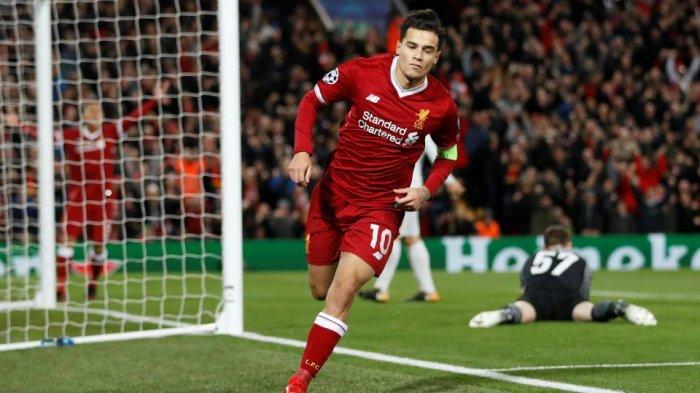 Coutinho Ingin Kembali ke Liverpool, Fans Beri Lampu Hijau