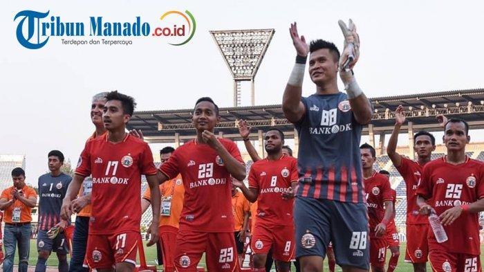 Hadapi Becamex Binh Duong di Piala AFC, Persija Jakarta Bawa Satu Tambahan Pemain Pinjaman