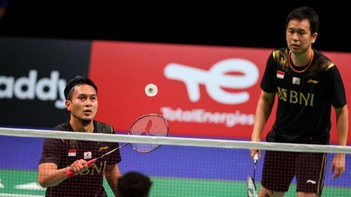 Piala Thomas 2020: Susunan Pemain Indonesia vs Taiwan, Ada The Daddies dan The Babbies, Minion Absen