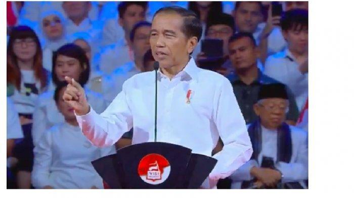 Isi Lengkap Pidato Visi Indonesia Jokowi, Apa Jadi Prioritas 5 Tahun ke Depan?