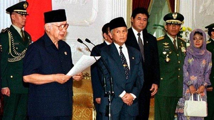 Kisah Ketakutan Paspampres Zaman Presiden Soeharto, Disuruh Masukkan Helm ke Museum