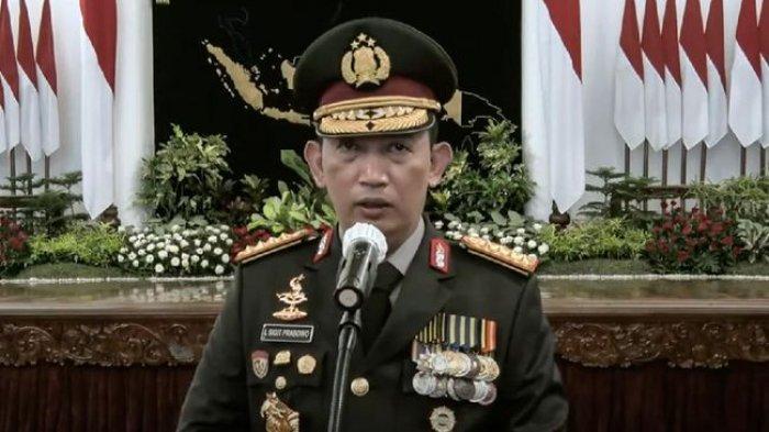 DPC Laskar Anti Korupsi Indonesia Minsel Minta Kapolri Baru Fokus Berantas Korupsi