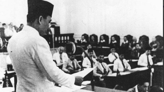 Jadi Dasar Negara Republik Indonesia, Ini Sejarah Singkat dan Kronologi Lahirnya Pancasila