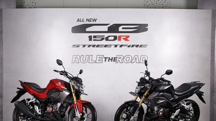Pilihan terbaru bagi pecinta motor sport ini tampak semakin gagah, membanggakan dan membuat pengendaranya semakin percaya diri.