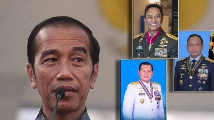 Panglima TNI Pilihan Presiden Dipertanyakan, Istana: Memilih yang Terbaik