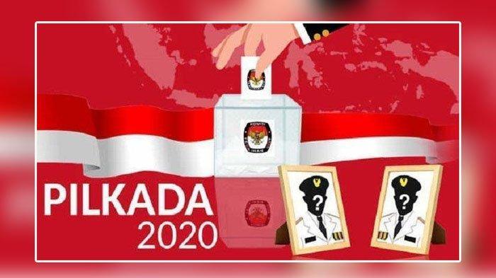 SIMAK 16 Aturan Mencoblos di TPS saat Pandemi Covid-19 Jumlah Pemilih Per TPS hingga Waktu Pemilihan
