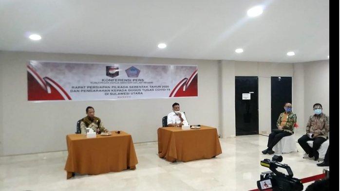 Mendagri Tito Karnavian Optimistis Pilkada di Sulut Sukses, Sentil Soal Kesiapan Anggaran