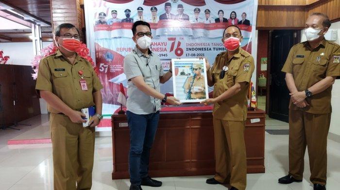 Bupati Minahasa Terima Kunjungan Pimpinan Tribun Manado, Bahas Potensi Daerah