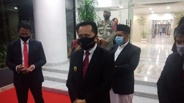 Pjs Gubernur Agus Fatoni 'Reyen' Gedung Cengkih, Dijadwalkan Hadir Rapat Paripurna