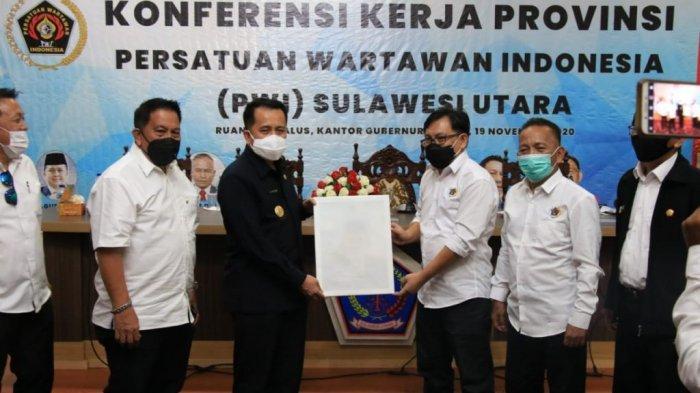Anggota PWI Sulut Protes Tidak Bisa Masuk Konferensi via Zoom dan Tidak Masuk DPT