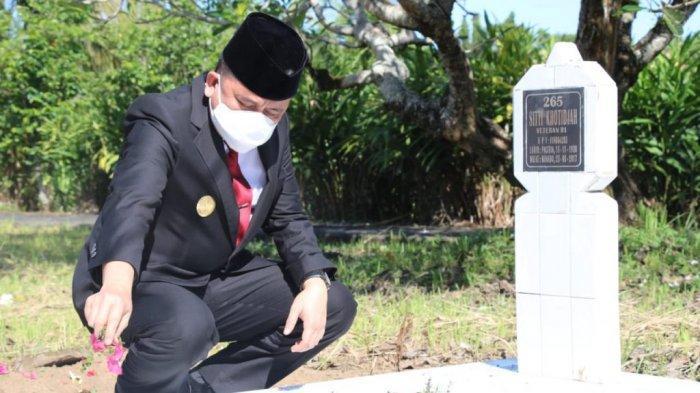 Arnold Mononutu Dianugerahi Gelar Pahlawan Nasional, Pjs Gubernur Sulut Ucap Terima Kasih ke Jokowi