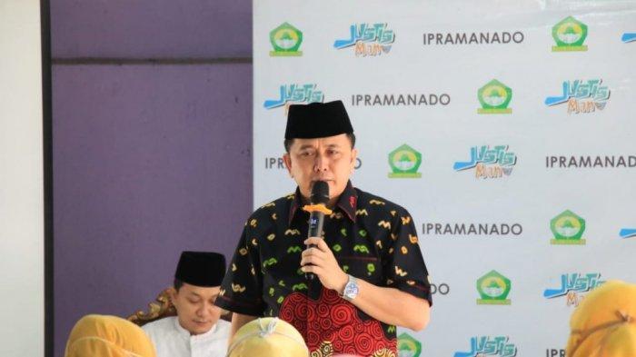 Agus Fatoni Jabat Pjs Gubernur Sulut 71 Hari, Koleksi 4 Penghargaan
