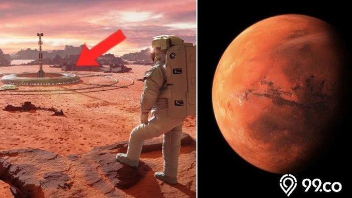 Pria Kaya Berharta Rp 2.932 Triliun Ini Ingin Bikin Pabrik Mobil Mewah di Planet Mars