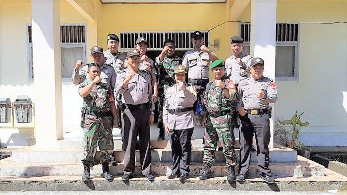 Pleno 29 PPK di Minsel-Mitra Dijaga Ketat 440 Polisi
