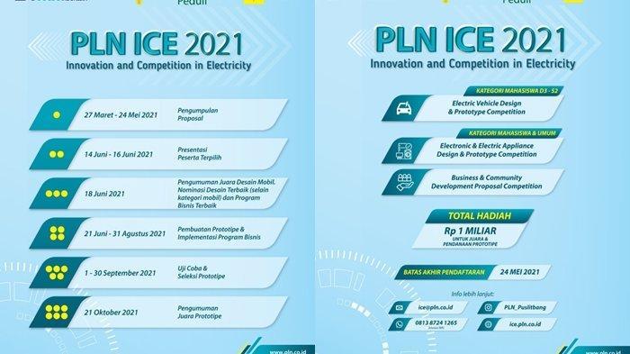 Segera Daftar, Kompetisi Inovasi PLN Berhadiah Satu Miliar Ditutup 6 Hari Lagi