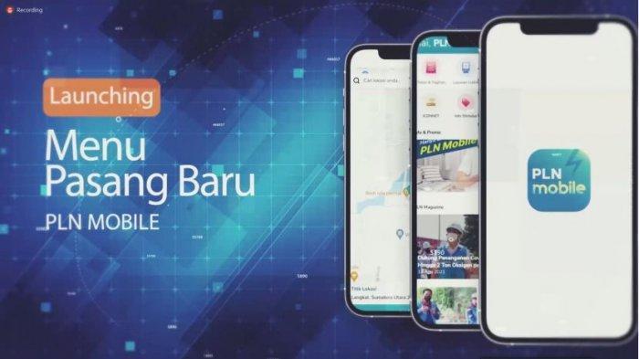 Merdeka Bersama PLN, Layanan Pasang Baru Melalui PLN Mobile