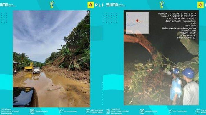 Kondisi Kelistrikan Pulih, PLN Bertahap Nyalakan Gardu Terdampak Pasca Cuaca Ekstrem di Kotamobagu