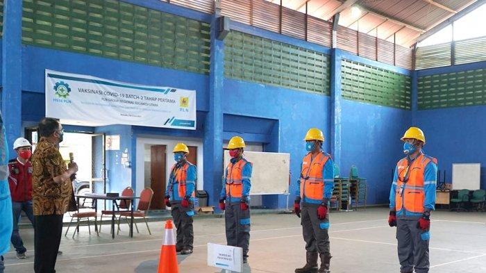 Siaga Kelistrikan Jelang Pekan Olahraga Nasional XX, PLN Suluttenggo Berangkatkan Personil ke Papua