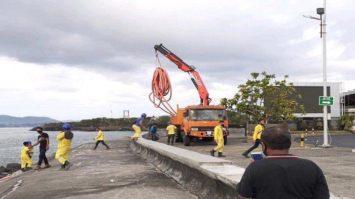 PLN Tuntaskan Pemulihan Listrik Manado
