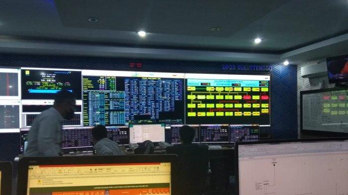 PLN Sigap Normalkan Gangguan Transmisi, Upayakan Daerah Terdampak segera Pulih