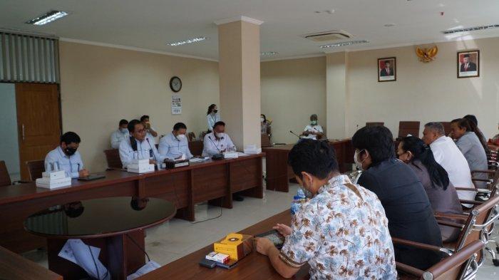 PLN UIW Suluttenggo hadiri rapat Dengar Pendapat Komisi III DPRD Provinsi Sulut