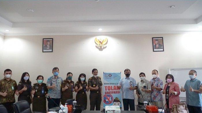 Dukung Gerakan Pemberantasan Pungli, PLN Sinergi Bersama Kejaksaan Tinggi Sulut