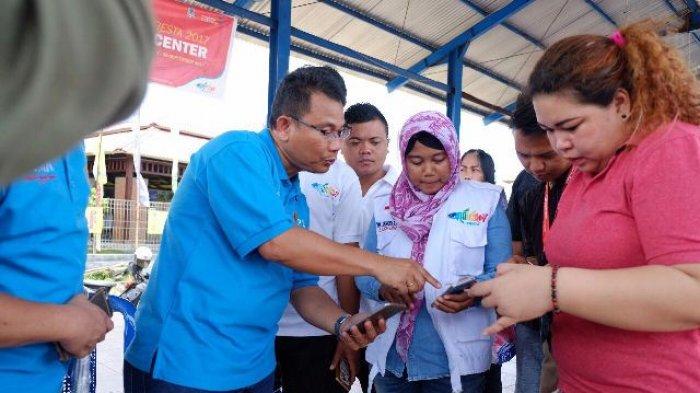 PLN Suluttenggo Sosialisasi 'PLN Mobile' dan SPLU ke Masyarakat Manado