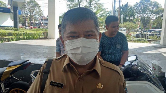 Pemkot Manado Wajibkan Peserta Tes CPNS Rapid Tes Antigen