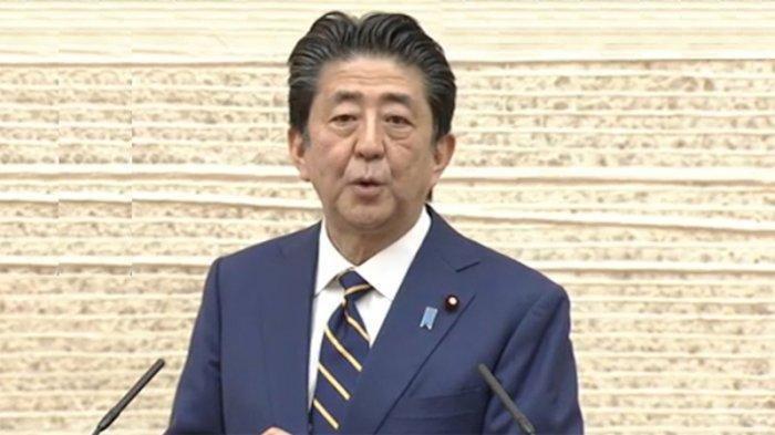 PM Jepang Shinzo Abe t