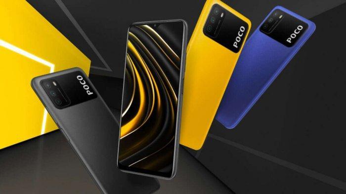 Xiaomi Luncurkan Smartphone Terbaru Poco M3 Dengan Kamera 48MP, Cek Harga dan Spesifikasinya!