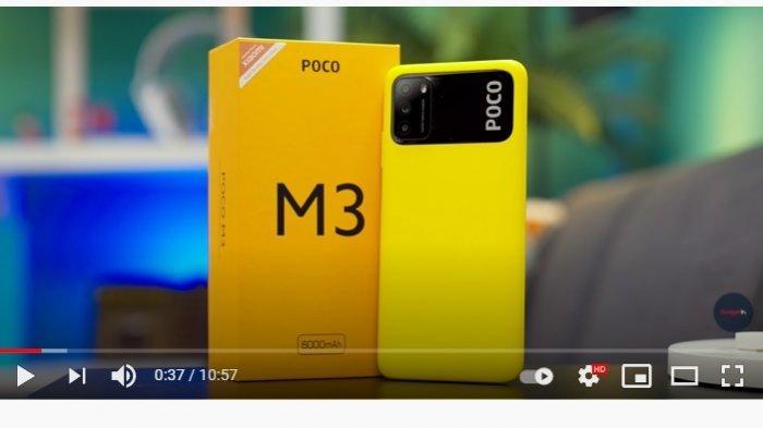 Harga Spesifikasi dan Keunggulan Poco M3 yang Baru Diluncurkan di Indonesia, Menang Banyak
