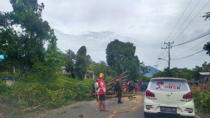 Cuaca Buruk Intai Minut, Masyarakat Diminta Tingkatkan Kewaspadaan