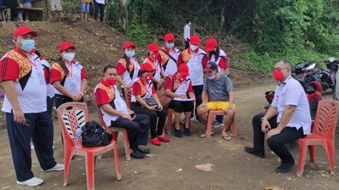 Maumbi Jadi Desa Pertama di Minahasa Utara yang Lakukan Pemutakhiran Data SDGs Desa
