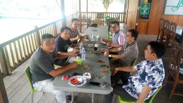 Mengakhiri Pelayanan Pokja Infokom P/KB GMIM Gelar Rapat