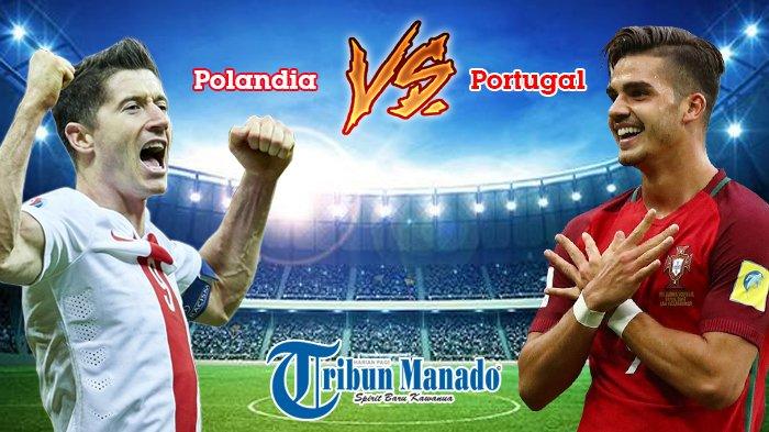 Prediksi Polandia vs Portugal, Penampilan ke-100 Lewandowski