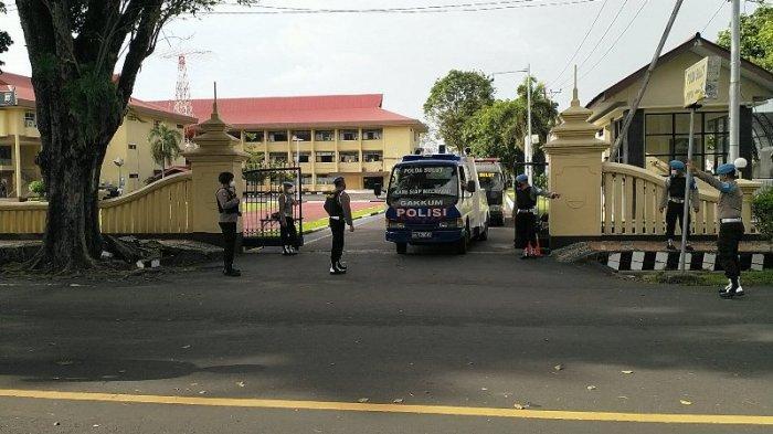 Pasca Teror di Mabes Polri, Polda Sulut Perketat Pengamanan