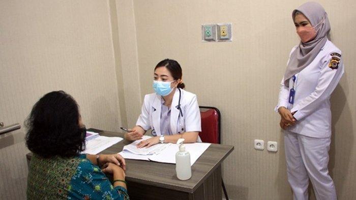 Begini Fungsi Fasilitas Pelayanan Poliklinik Geriatri yang Baru Ditambahkan RS Bhayangkara Manado
