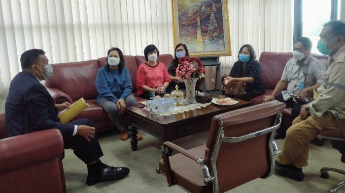 Gubernur Sulut Percayakan Polimdo Uji Teknis Bangunan RSJ Ratumbuysang