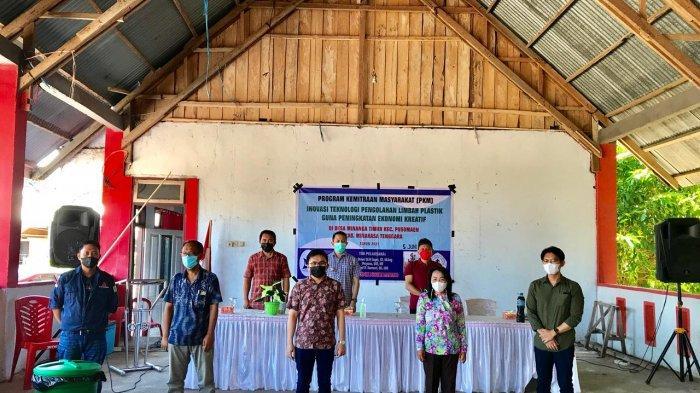 Polimdo Gelar PKM di Kabupaten Mitra