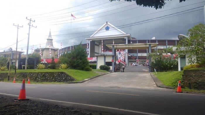 7 Orang Pejabat hingga THL Sekretariat DPRD Sulut Positif Covid-19