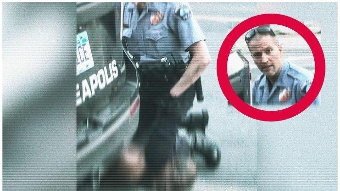 Polisi Bernama Derek Chauvinyang Injak Leher George Floyd, Alami Hal Lebih Ngeri dari Penjara