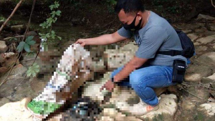 Hendak Buang Air Kecil, Gunawan Cium Bau Busuk, Ternyata Mayat Bayi Terbungkus Kantong Plastik