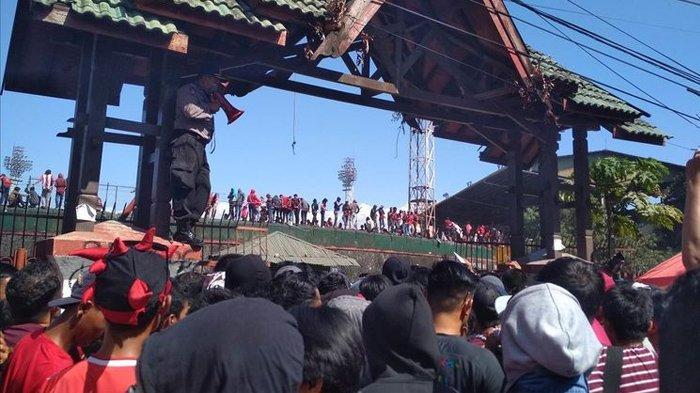 Polisi Jamin Keamanan saat Final Piala Indonesia PSM vs Persija