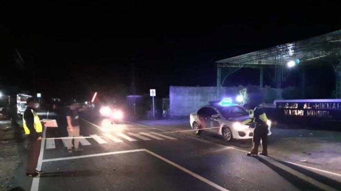 Kecelakaan Maut, Mobil Pejabat Plat Merah Tabrak Pengendara Mio, 2 Bocah Terlempar, Satu Meninggal